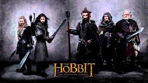 The Hobbit Theme - Misty Mountains (Howard Shore) HD