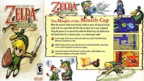 Let's Listen Zelda - The Minish Cap - Hyrule Field Theme (Extended)