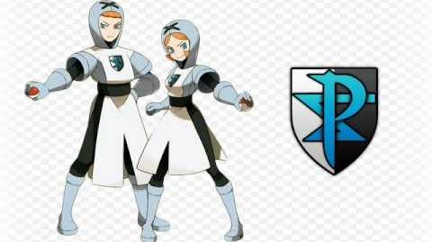 Pokemon Black and White Team Plasma Grunt Theme (EXTENDED)
