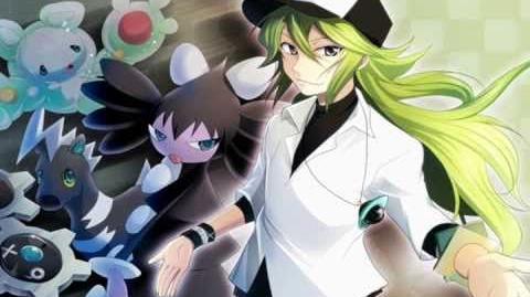 Pokemon Black and White N Battle Remix (150 Sub Special)