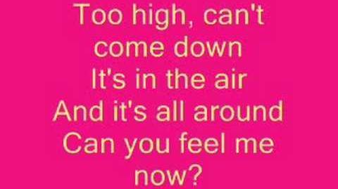 Toxic - Britney Spears (Lyrics)