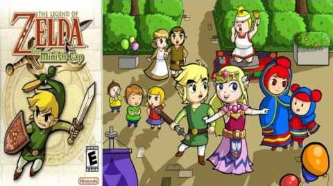 Let's Listen Zelda - The Minish Cap - Picori Festival (Extended)