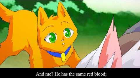 Episode 3 part 1 - SSS Warrior cats fan animation