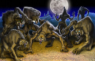 Silverback werewolves by mattroper-d37ucbt.jpg