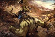 Shoanti vs Ogre-1-