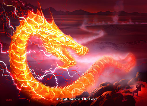 Lightning Serpent