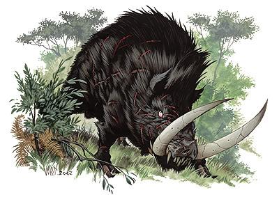 Calydonian Boar