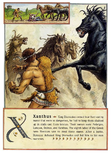Diomedean Horse