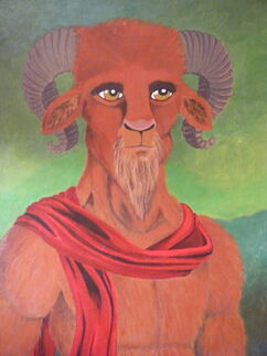 Portrait of a satyr by olanatungee-d4tw025-1-.jpg