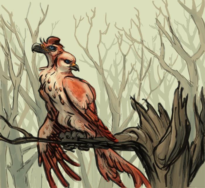 Double-Headed Eagle
