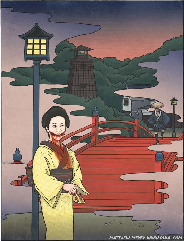 Kuchisake-Onna
