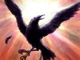 Three-Legged Crow
