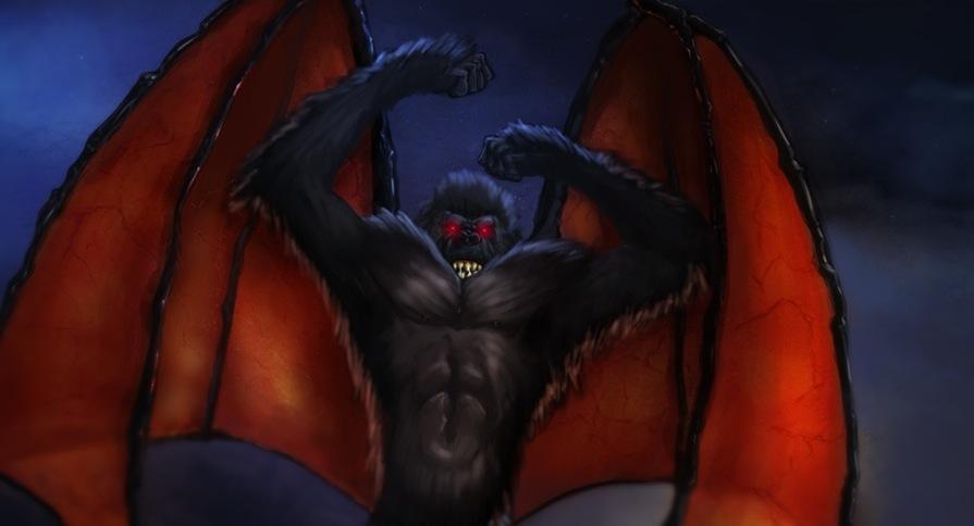Batsquatch