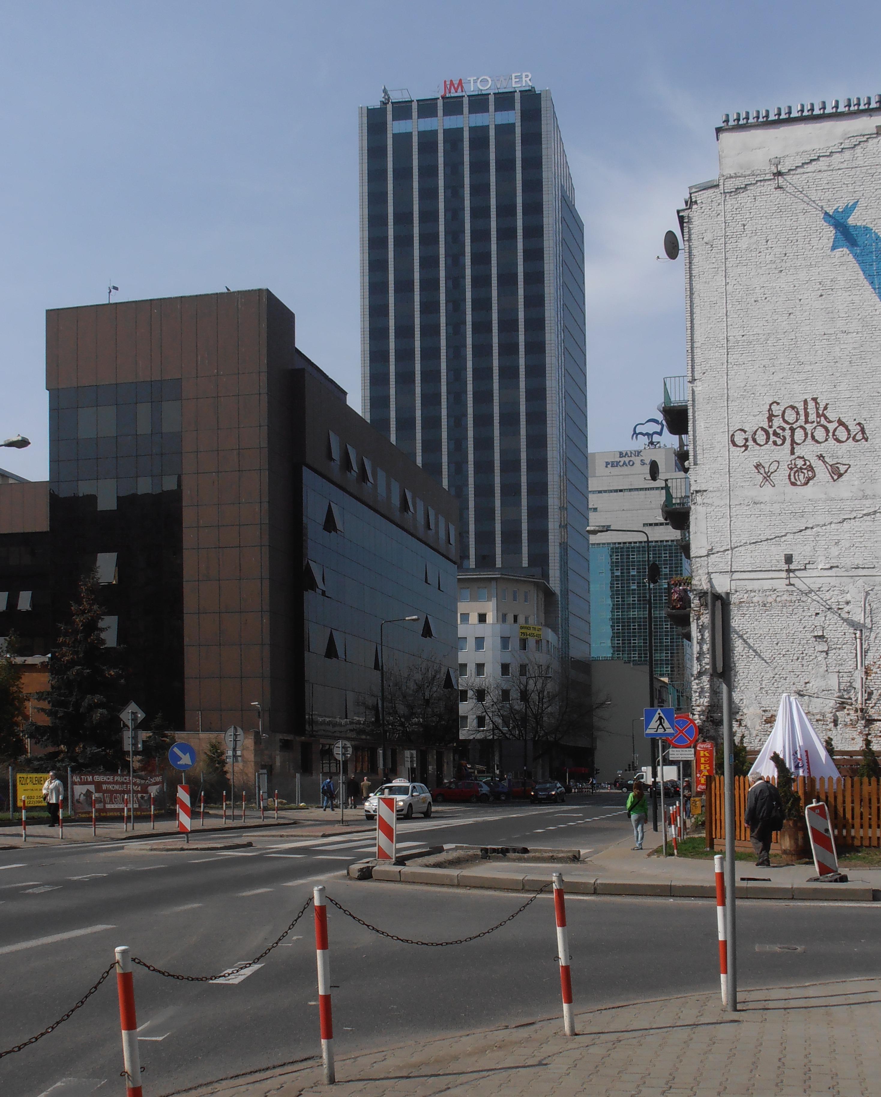 Ulica Grzybowska