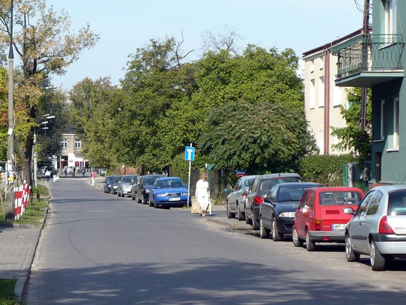Ulica Mlądzka