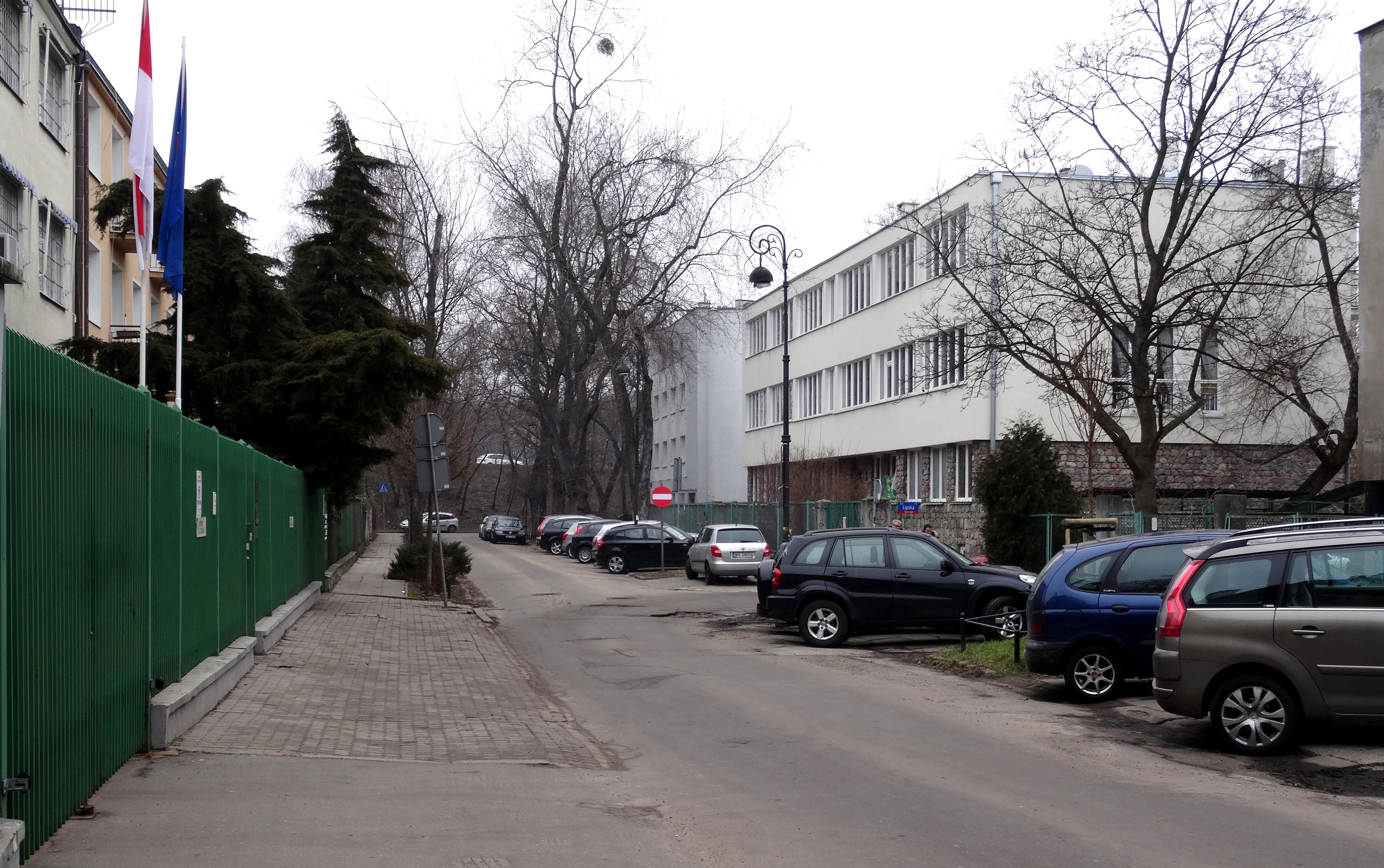 Ulica Estońska