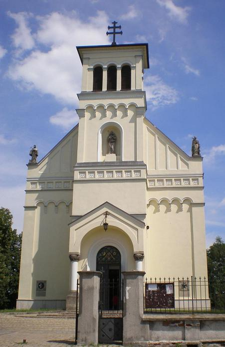 Kościół Niepokalanego Poczęcia Najświętszej Maryi Panny i św. Katarzyny