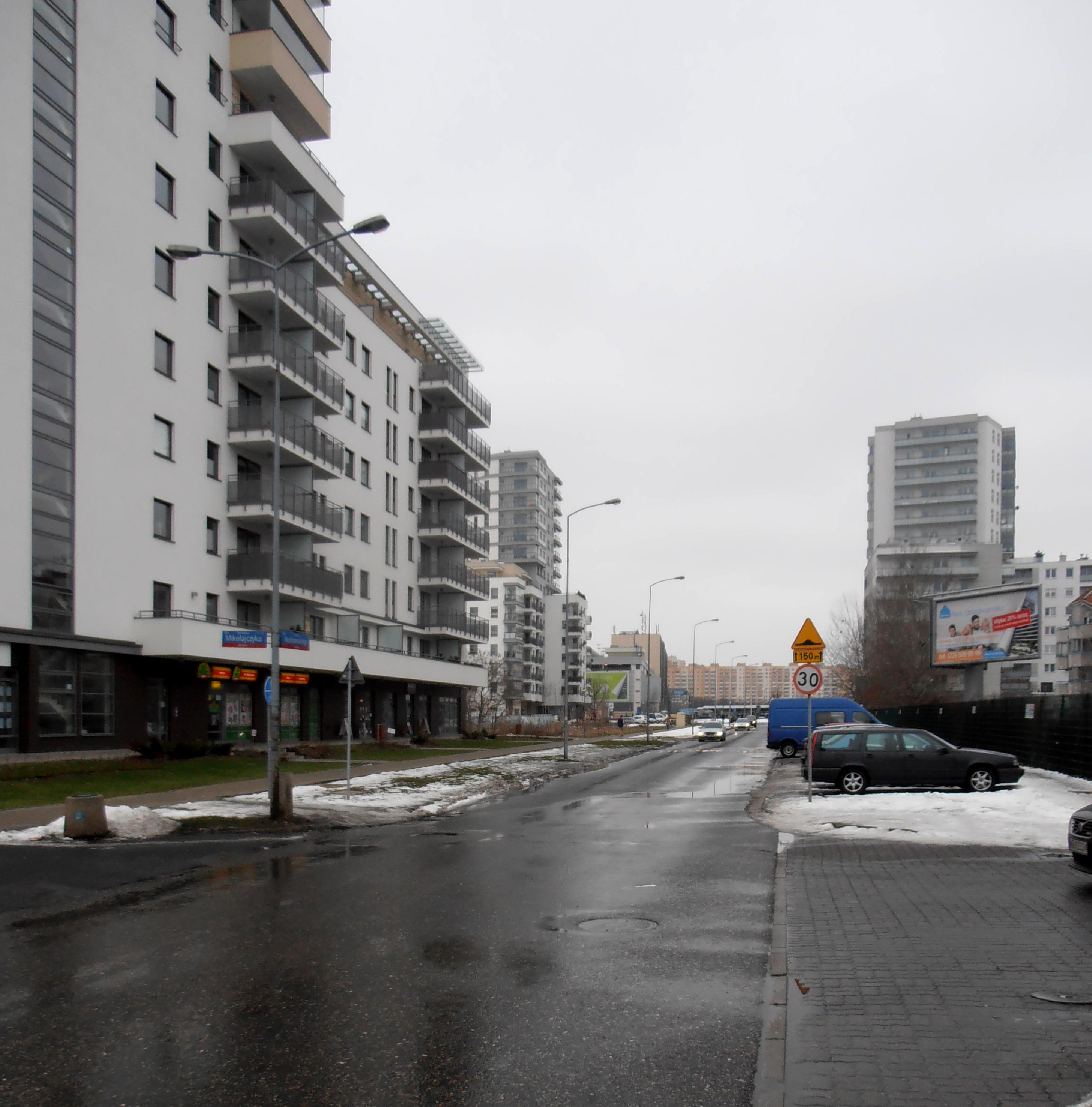 Ulica Rechniewskiego