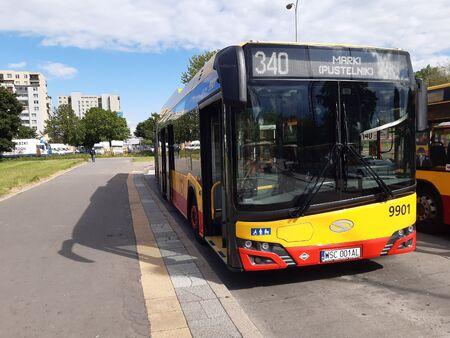 Solaris Urbino 18 CNG