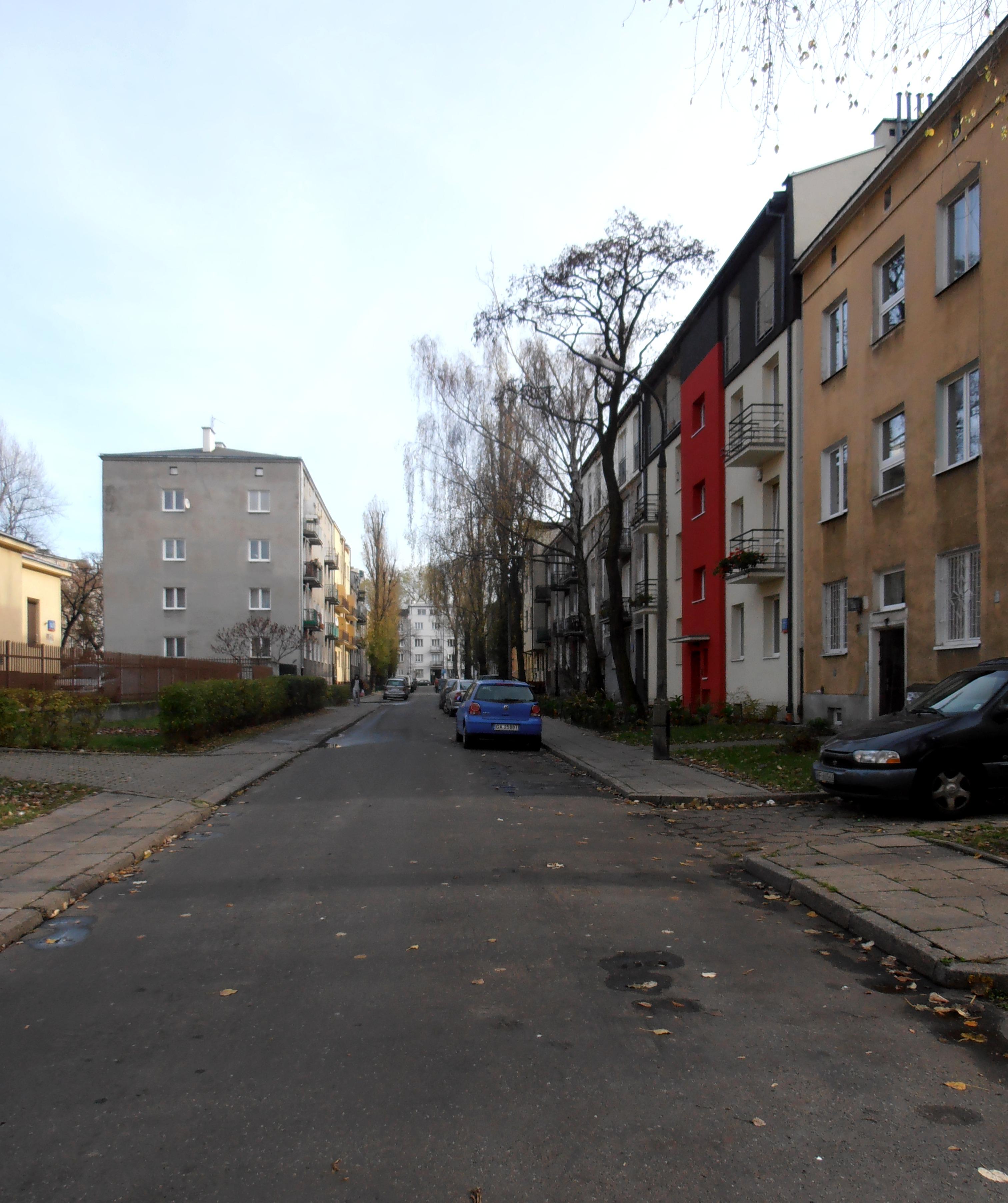 Ulica Dobrowoja
