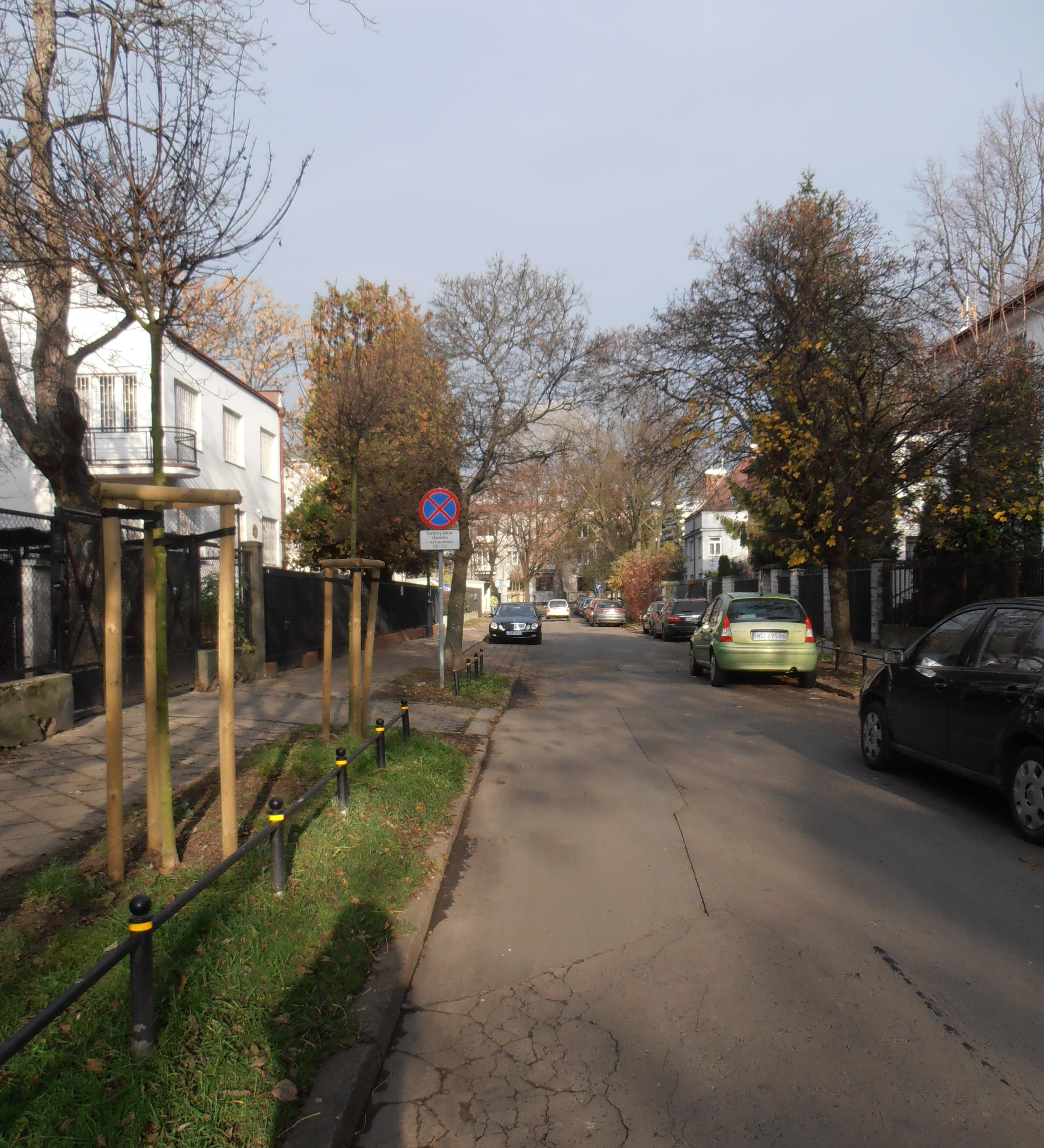 Ulica Gruzińska