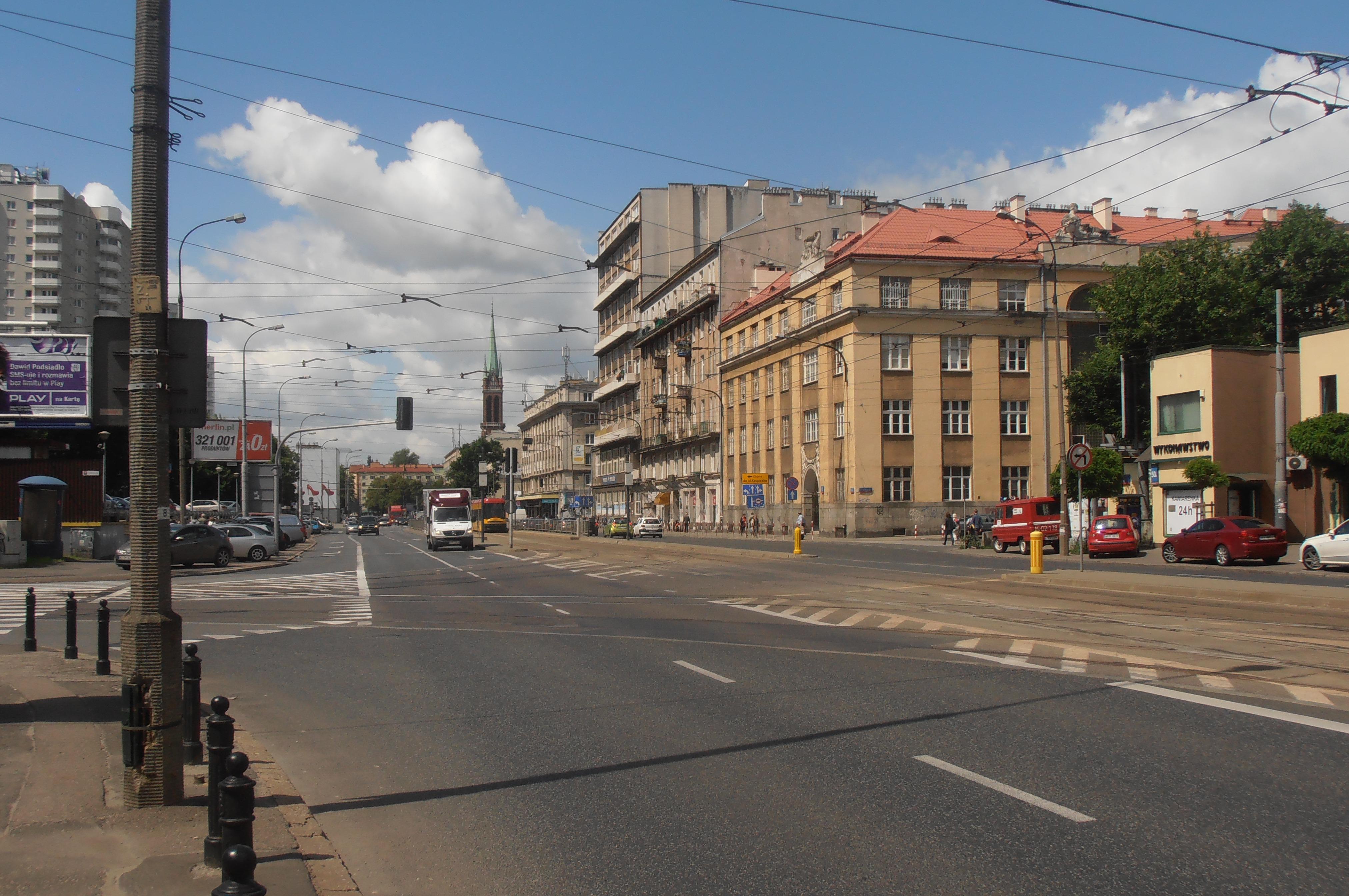 Ulica Wolska
