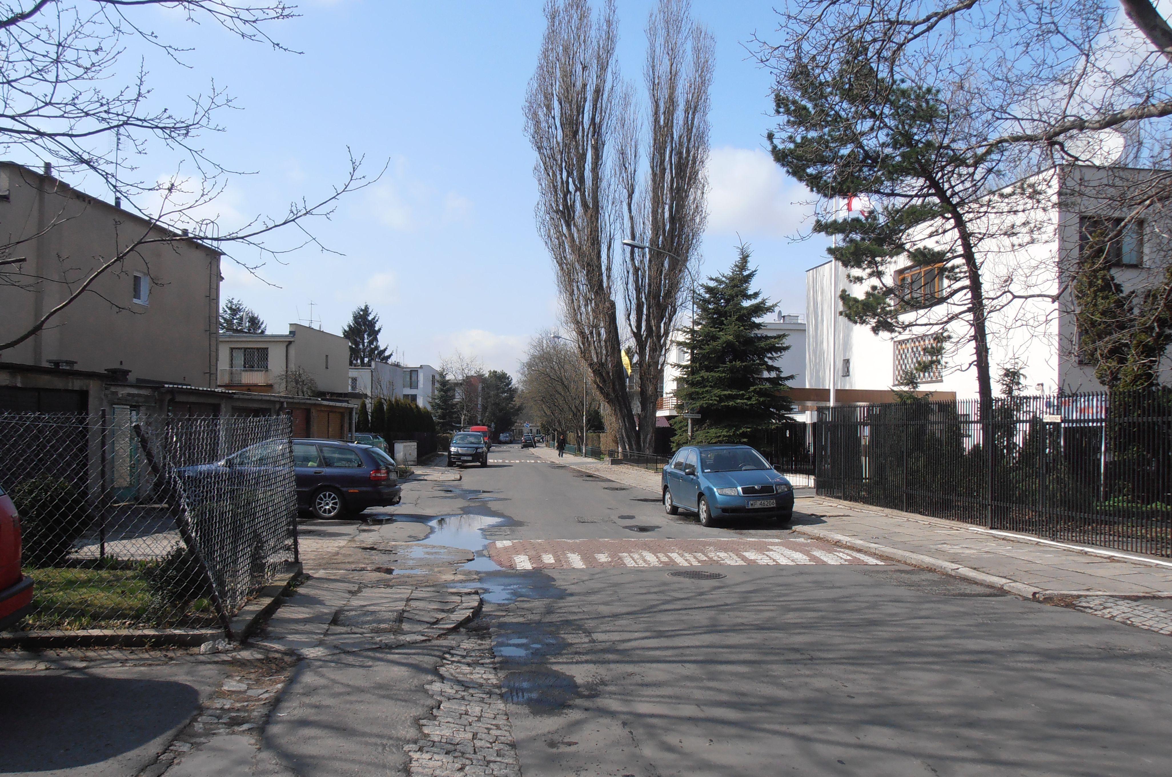 Ulica Berneńska