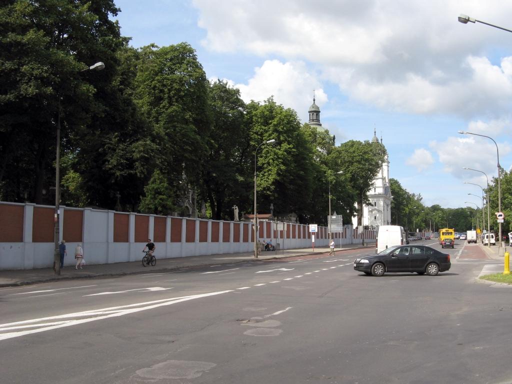 Ulica Powązkowska