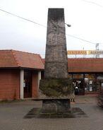 Wspólna w Wesołej (obelisk)