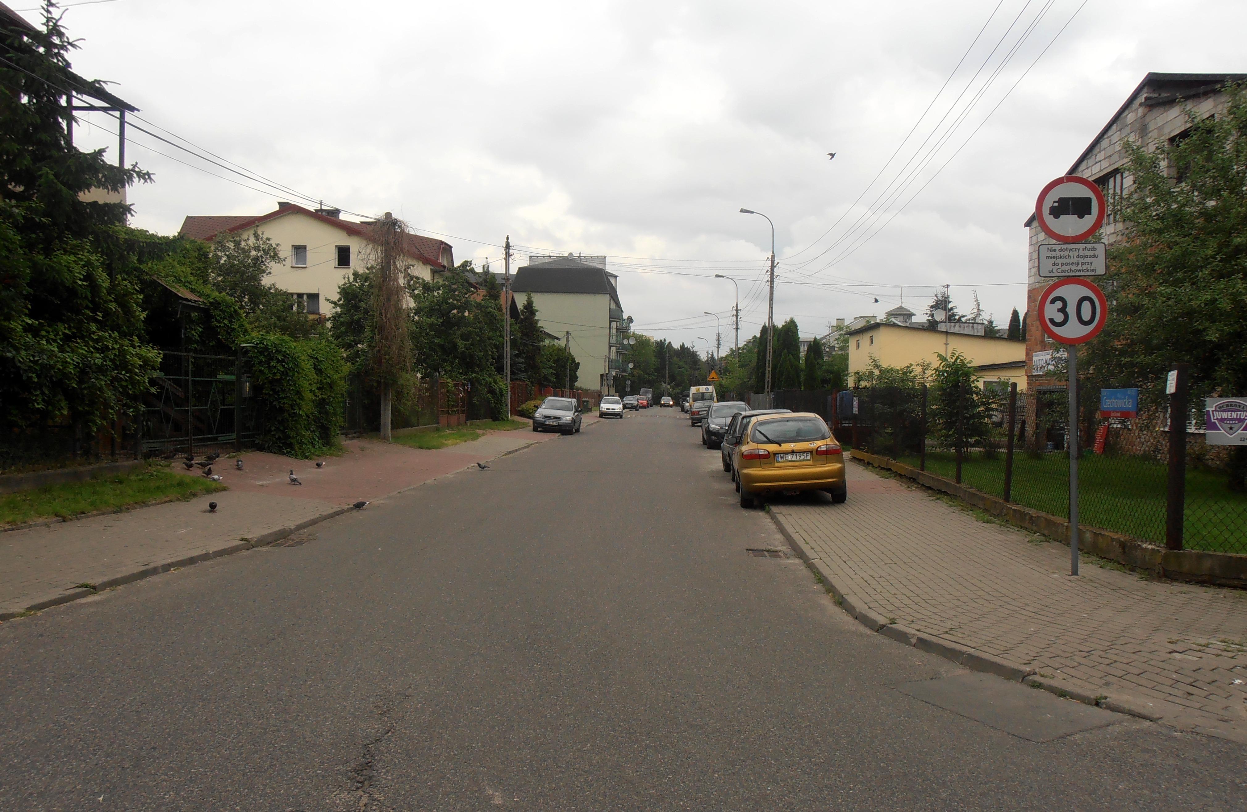 Ulica Czechowicka