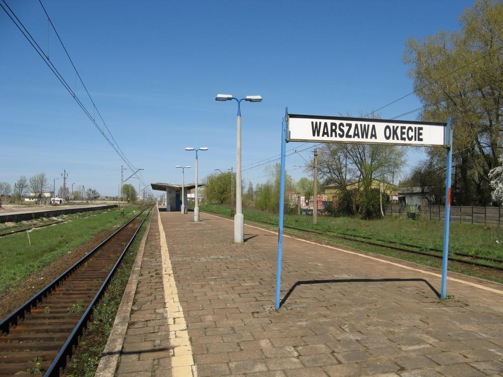 Warszawa Okęcie