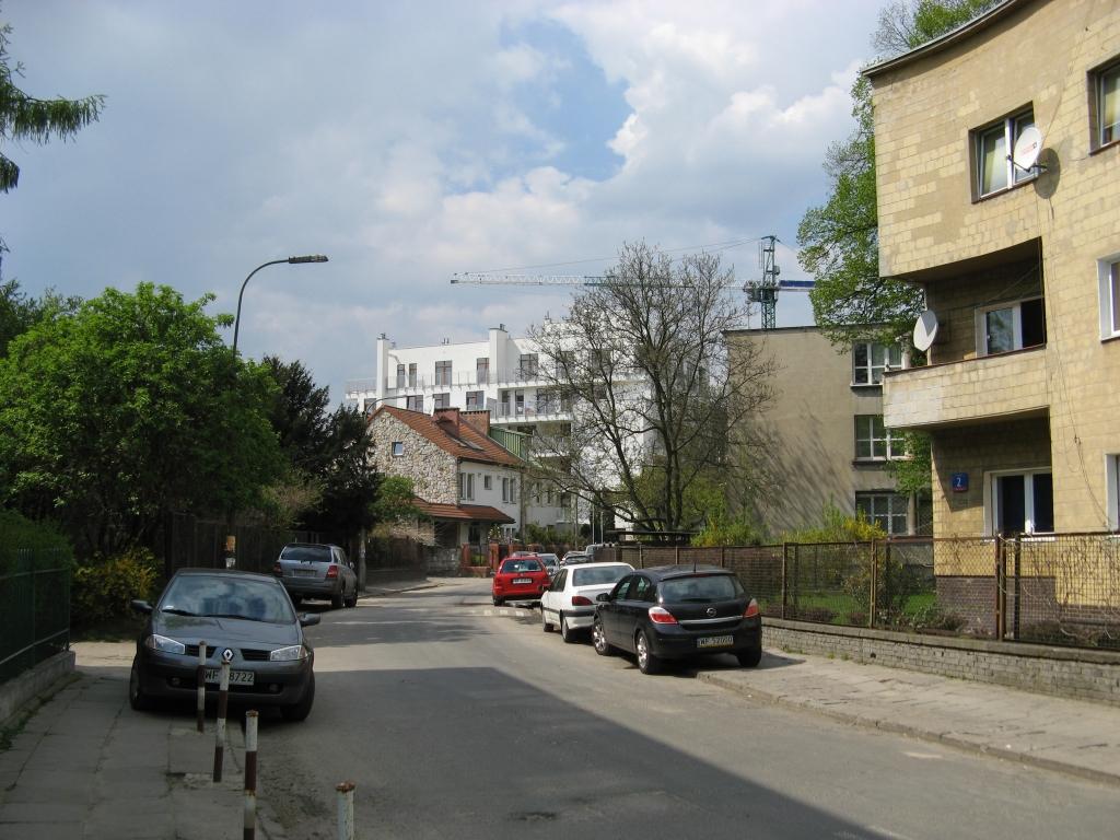 Ulica Bajońska