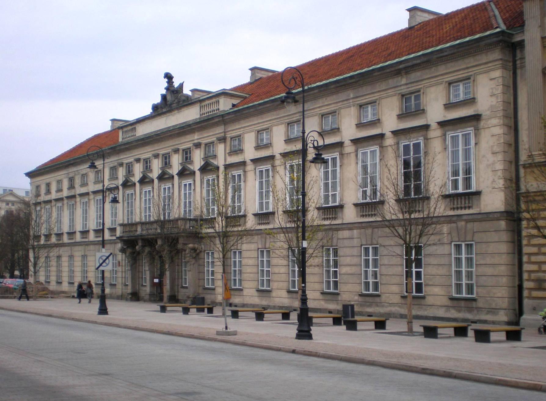 Pałac Tyszkiewiczów-Potockich