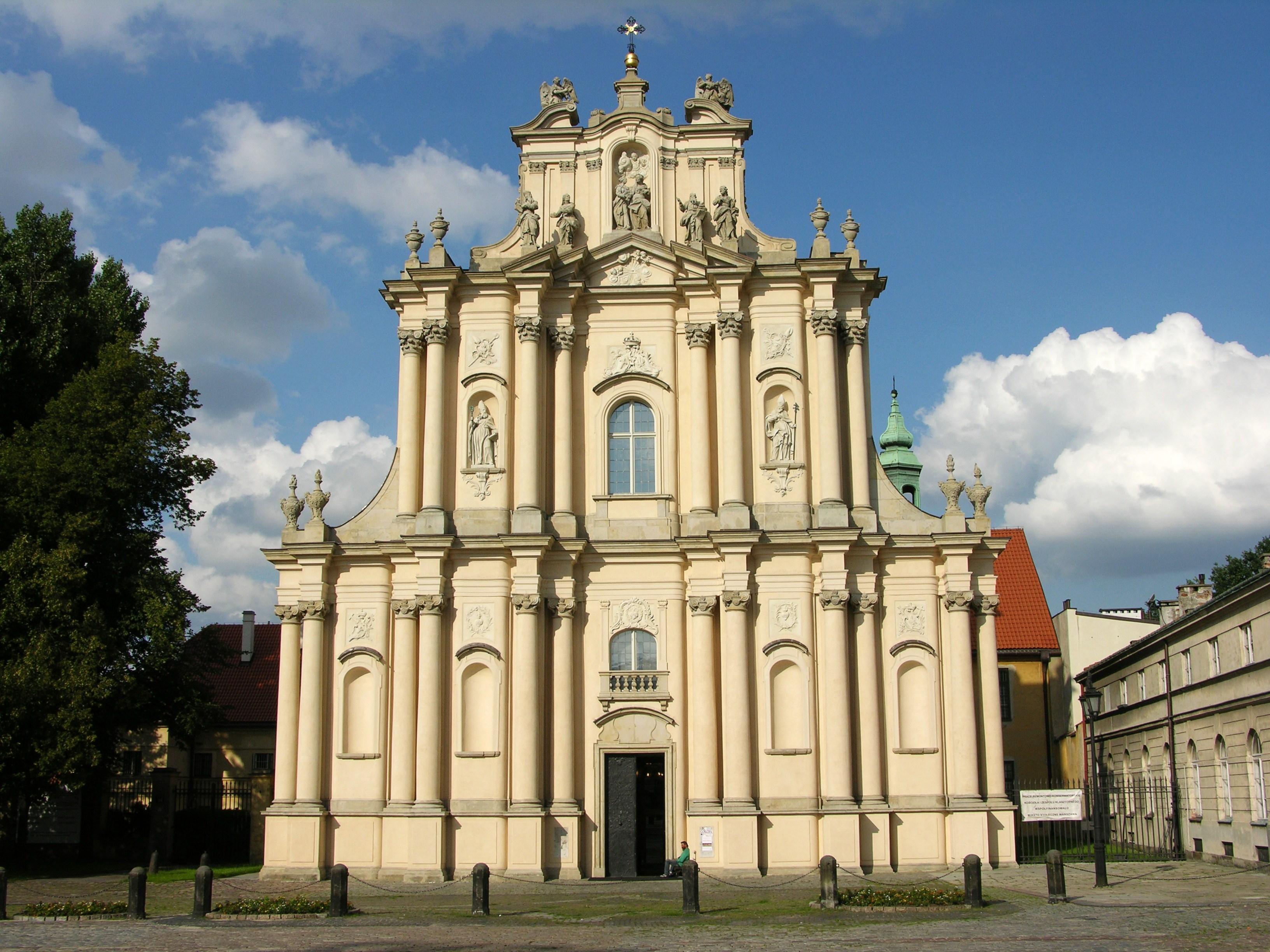 Kościół św. Józefa Oblubieńca Najświętszej Maryi Panny na Krakowskim Przedmieściu