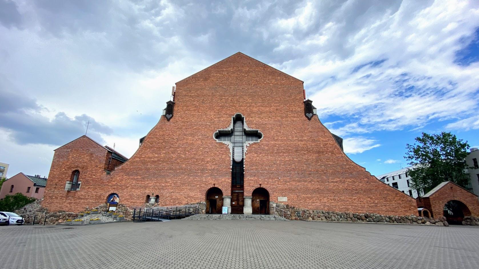 Parafia Wniebowstąpienia Pańskiego