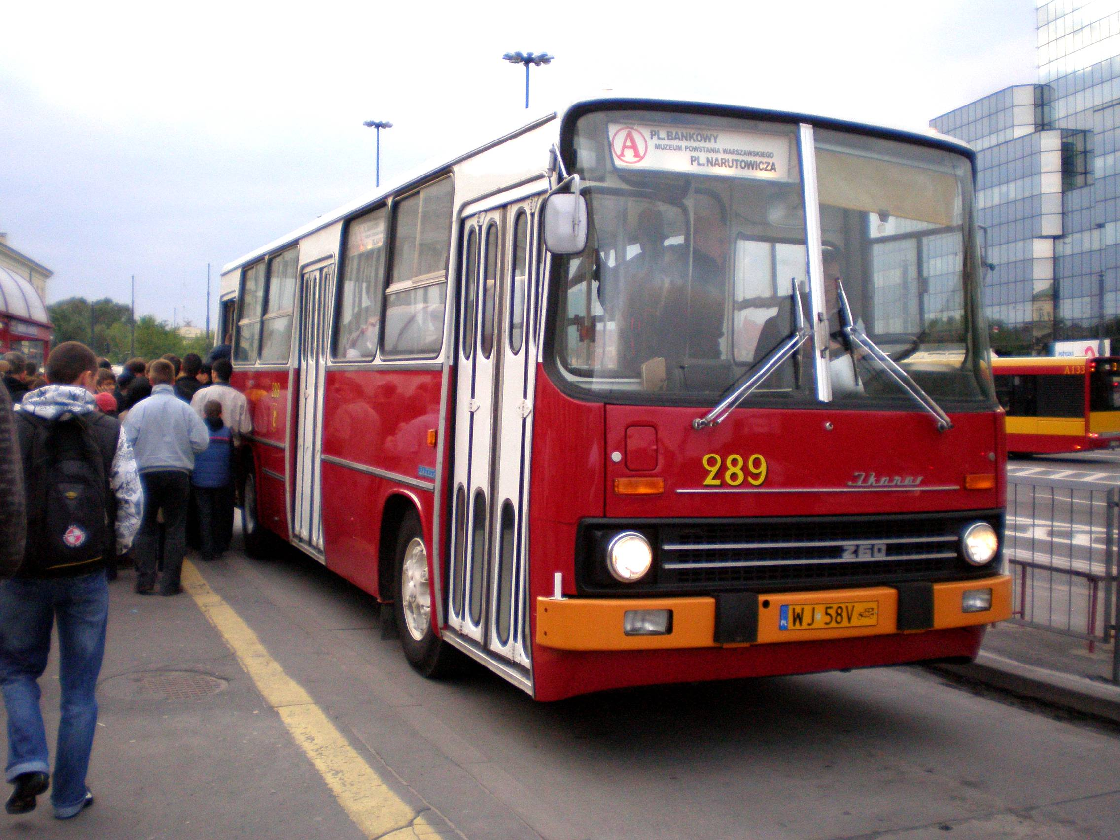 A (linia autobusowa)