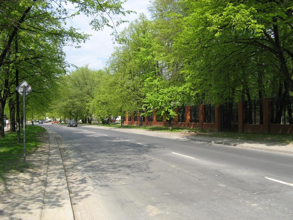 Ulica Wersalska