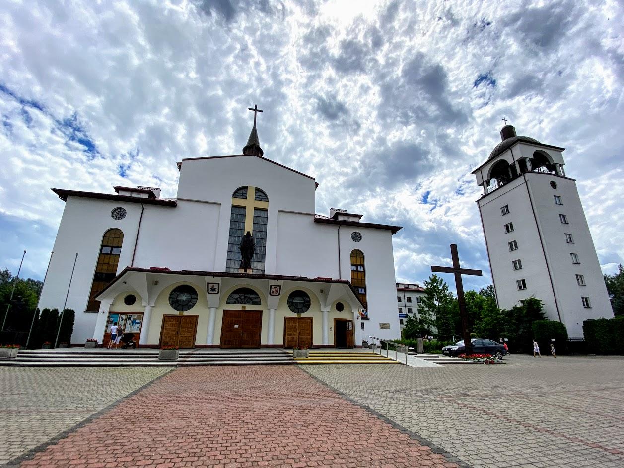 Parafia bł. Władysława z Gielniowa