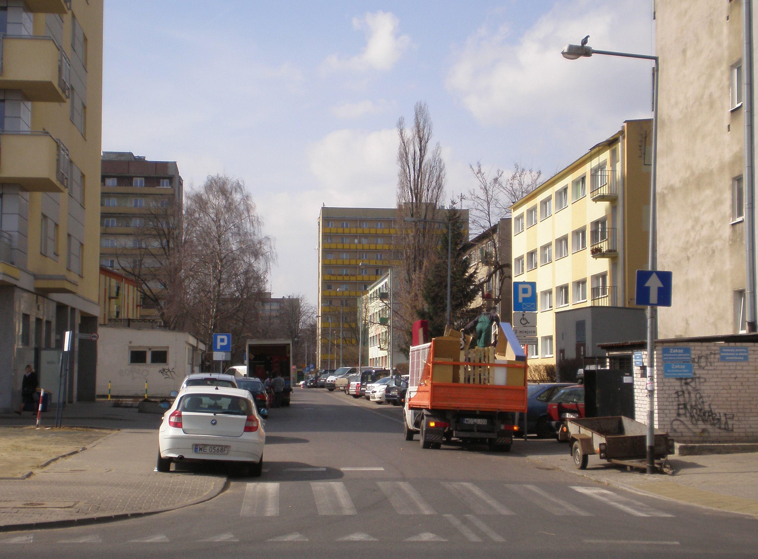 Ulica Bielskiego