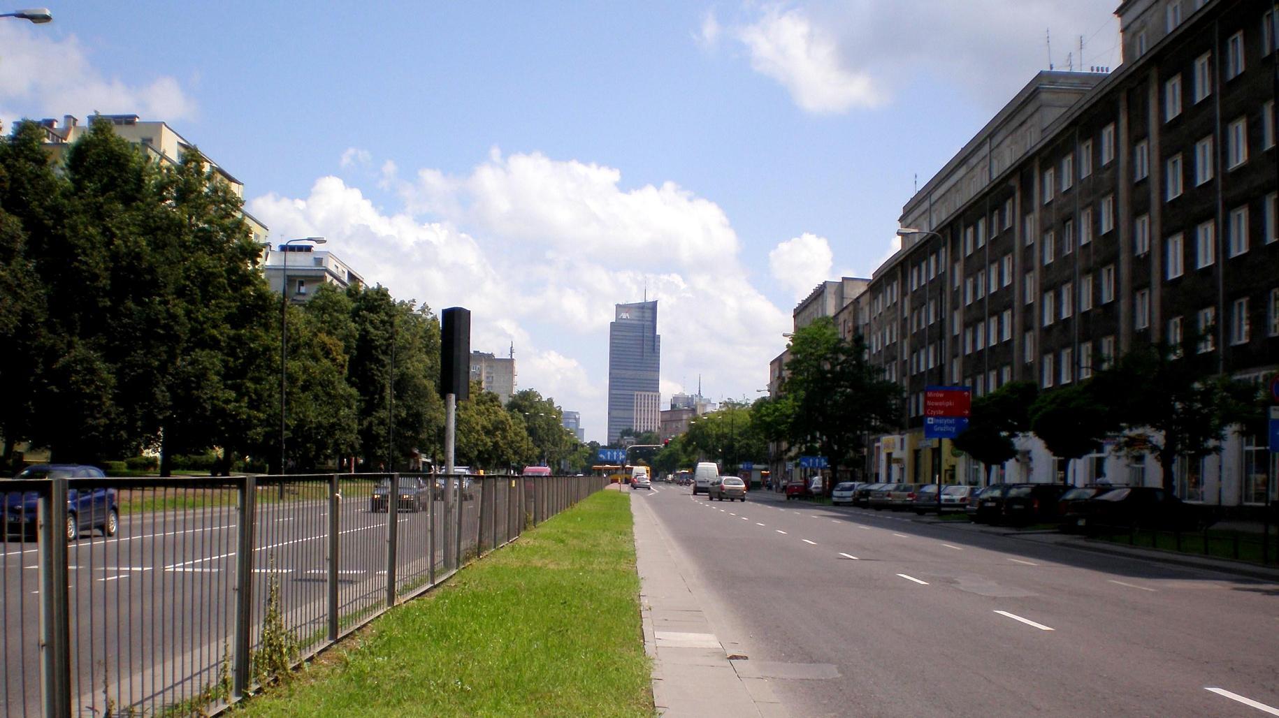 Ulica Górczewska