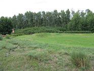 Park Lesny Brodno grodzisko
