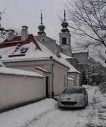 Kościół na Bielanach 2