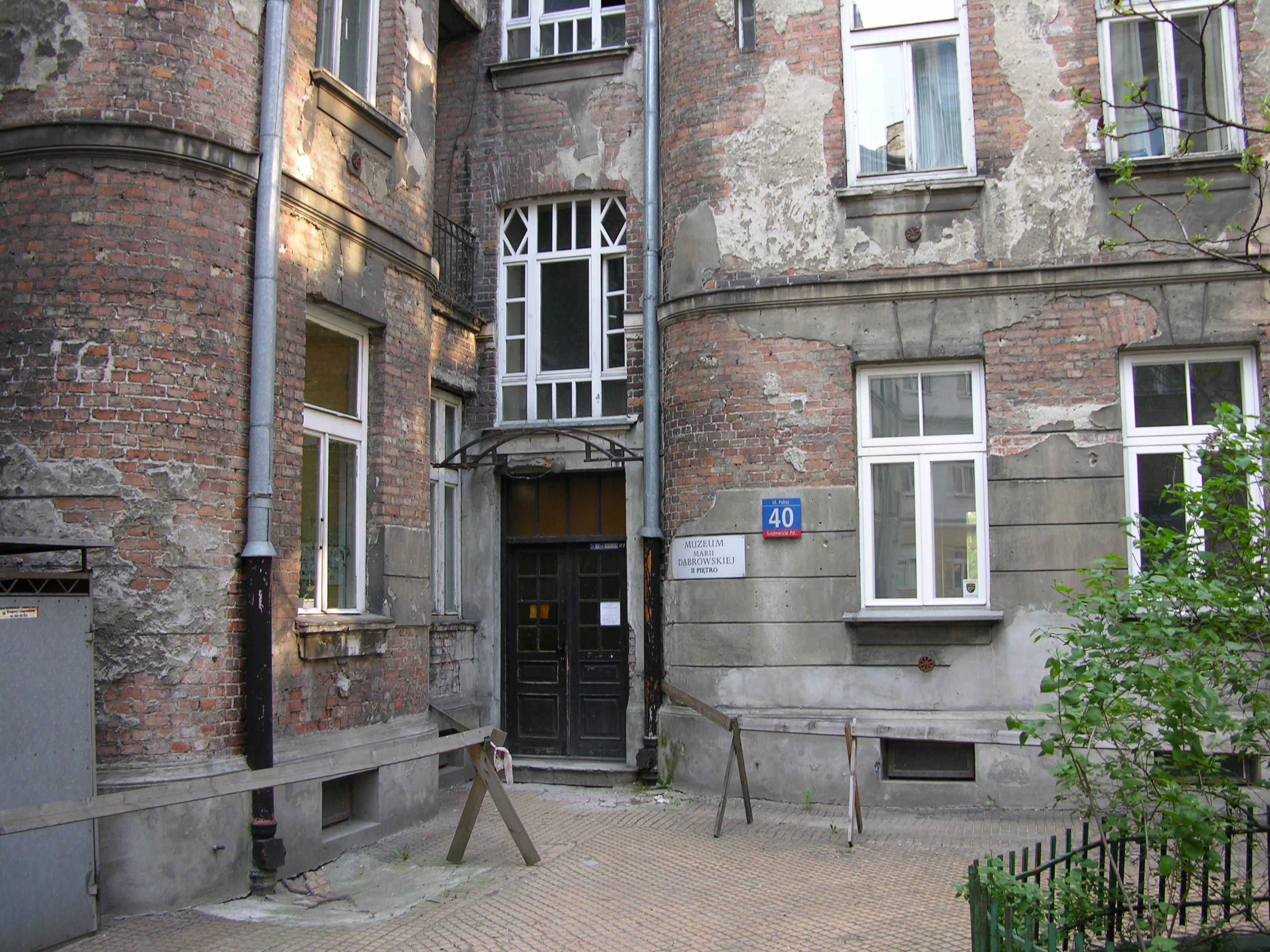 Muzeum Marii Dąbrowskiej