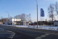 Warszawa Niedźwiadek (budowa)