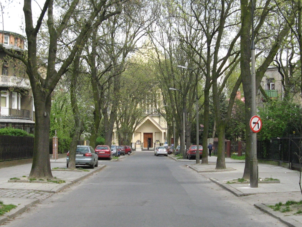 Ulica Obrońców