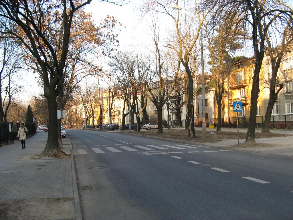 Ulice na Pradze-Południe