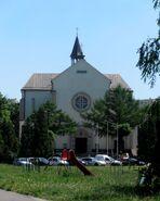 Kościół Chrystusa Króla Targówek