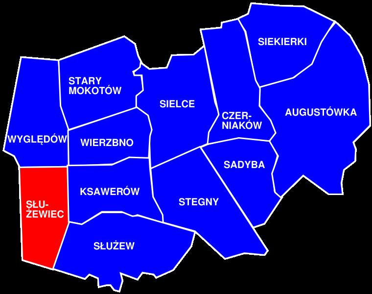 Służewiec (obszar MSI)