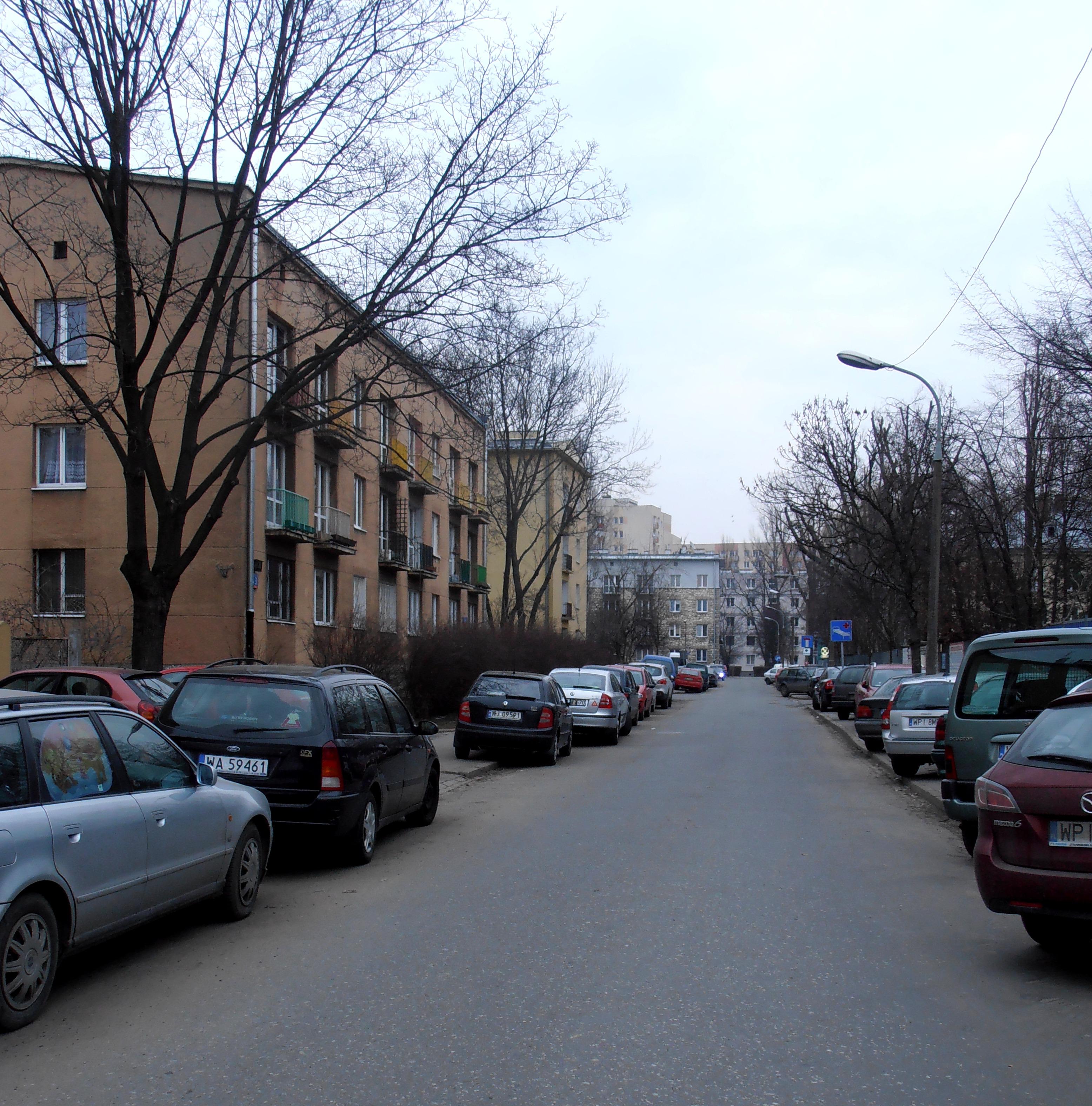 Ulica Holenderska