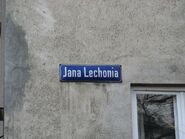 Lechonia (tabliczka)